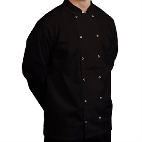 Danny Black Full Sleeve Jacket