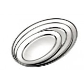 Stainless Steel Dishes & Platters