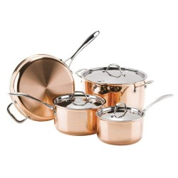 Mini Copper Cookware