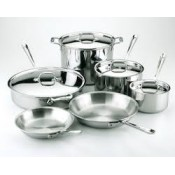 Mini Stainless Steel Cookware